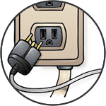 Get Plugged In Icon